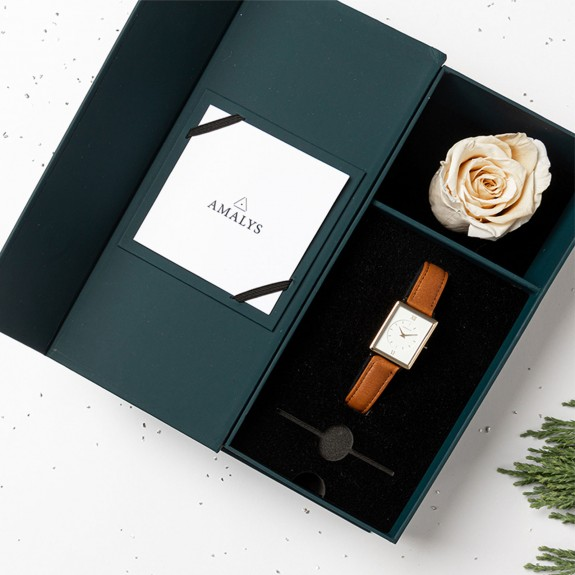 White Rose Giftbox - Grace  - 6