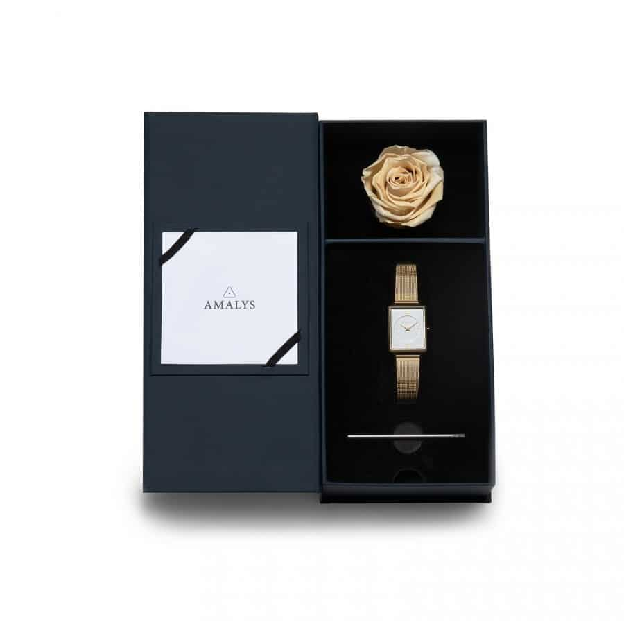 White Rose Giftbox - Emily  - 1