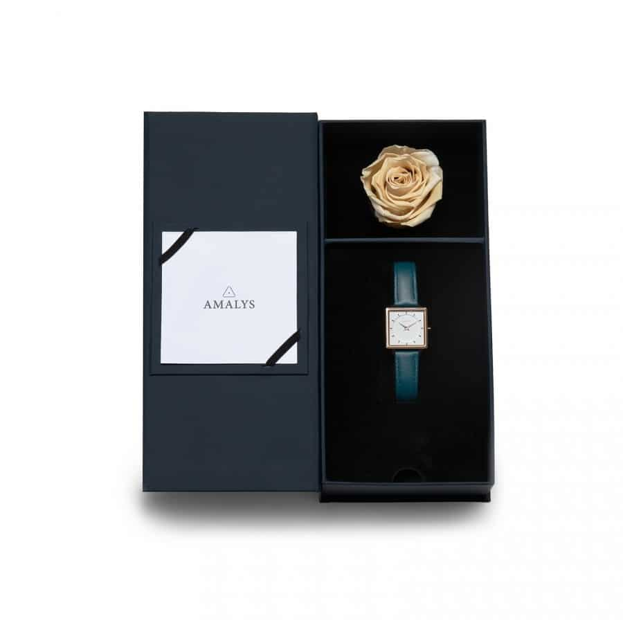 White Rose Giftbox - Olivia  - 1